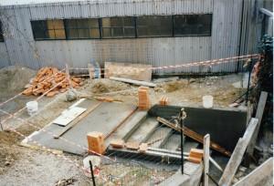 Accesso sotto Chiesa 1996