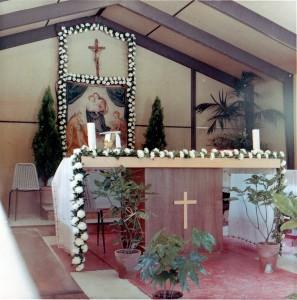 Altare Baracca