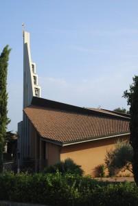 Chiesa del Santissimo Nome di Gesù ai Bassi (Florence) - Bell Tower 02