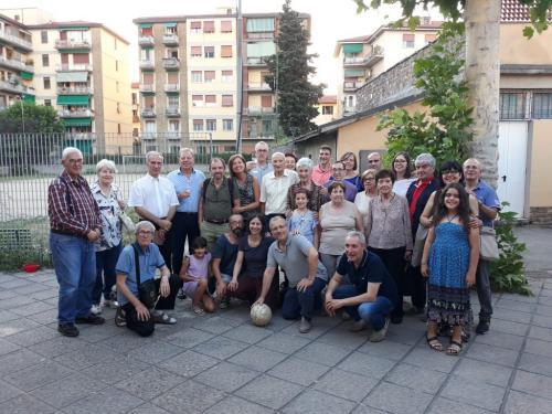 Gruppo a San Gervasio e Protaso