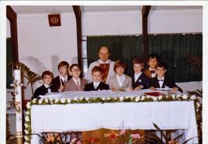 Pasqua 1971 bambini